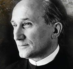 """Fr. Robert Barron, """"Laudato Si and Romano Guardini."""" """"The focus of [Jorge Mario Bergoglio's unfinished doctoral research in Germany] was the great twentieth century theologian and cultural critic Romano Guardini, who had been a key influence on, among many others, Karl Rahner, Henri de Lubac, and Joseph Ratzinger. ... As I read through the document, I saw, on practically every page, the influence of Romano Guardini and his distinctive take on modernity."""""""