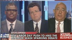 "What would Labor Day weekend be over at Faux ""news"" without their usual round of attacks on working Americans and those making minimum wage?"