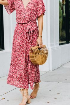 8 Straw Bags I'm Obsessed With