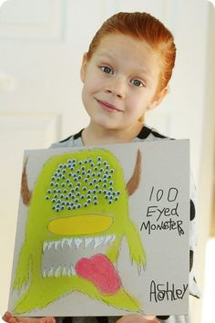 someday when my kids have to do their 100th Day of School poster...