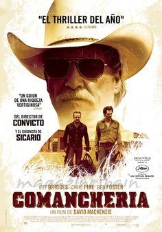 Comanchería - Estrenos de Cine de la Semana… 30 de Diciembre 2016
