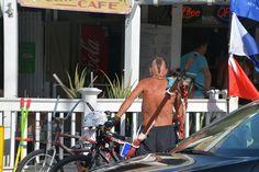 Skurrile Typen in Key West