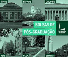 Estudar Fora – É hoje: Palestra sobre bolsas de pós-graduação no exterior