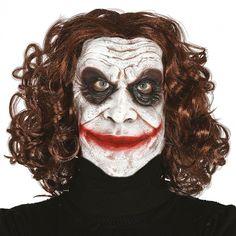 Masque Vilain Joker Halloween #masquesdéguisements #accessoiresdéguisements #accessoiresphotocall