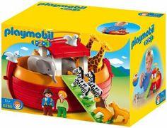 PLAYMOBIL 6765 - Meine Mitnehm-Arche Noah: Amazon.de: Spielzeug