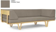 mid-century daybed by Modernica