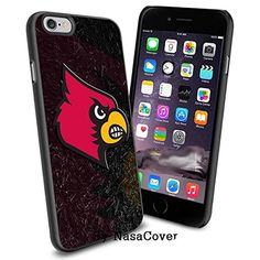 (Available for iPhone 4,4s,5,5s,6,6Plus) NCAA University sport Louisville Cardinals , Cool iPhone 6 Smartphone Case Cover Collector iPhone TPU Rubber Case Black [By Lucky9Cover] Lucky9Cover http://www.amazon.com/dp/B0173BU8SC/ref=cm_sw_r_pi_dp_Ir5lwb1RK67YY