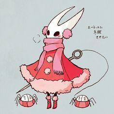 Team Cherry, Hollow Art, Hollow Night, Knight Art, Game Character Design, Video Game Art, Indie Games, Original Artwork, Fan Art