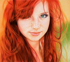 Insanely lifelike images made with only a ballpoint pen