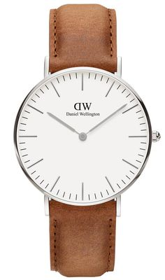 Buy DANIEL WELLINGTON DW00100109 Classic Durham Mens Wrist Watch now from uhrcenter Watch Shop. ✓Official Daniel Wellington Stockist!