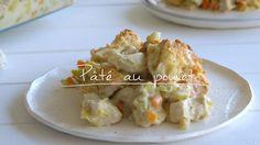 Pâté au poulet | Recettes | Cuisinez | Télé-Québec Quebec, Easy Cooking, Cooking Recipes, Freezer Meals, Soups And Stews, Macaroni And Cheese, Meal Prep, Dinner Recipes, Yummy Recipes