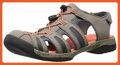 Clarks Women's Tuvia Melon Fisherman Sandal, Tan, 7.5 M US - Sandals for women (*Amazon Partner-Link)