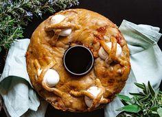 Casatiello: la ricetta di Cucinare Stanca | DeAbyDay Pancakes, Breakfast, Food, Morning Coffee, Essen, Pancake, Meals, Yemek, Eten