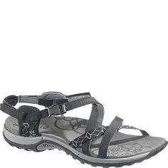 dc70e2cbda28cb Merrell Jacardia Women s Sandals (7 M in Black) Merrill Sandals