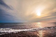 Sunset on the beach I love this colors!  #travelgram #thegoodlife #vacaymode #traveltips #travelfriendly #wheretonext #girlwhotravels #nature  #travel #picoftheday #photooftheday #instagood #italy #love #sky #trip #beautiful #tourism #holiday #vsco #photography  #igers #instatravel #naturephotography #landscape #cloud #sunset #ic_landscapes #italy