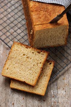 Home made bread - pane in cassetta fatto in casa - pasta madre