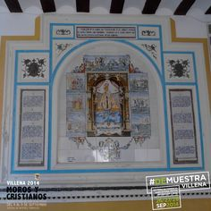 #DeMuestraVillena www.muestravillena.villena.es www.facebook.com/Muestravillena @muestravillena