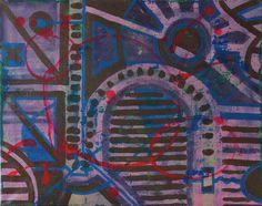 KORZH Taras, Thirteen, 2015, oil on canvas, 55 x 65