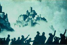 Картинки по запросу картины николая рериха
