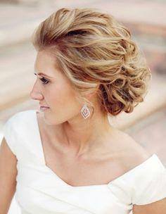 Beautiful Wedding Updos For Long Hair
