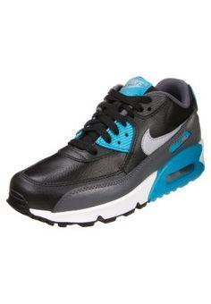 b819df9ca70 AIR MAX 90 - Sneaker - black wolf grey dark grey blue lagoon