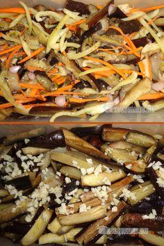 "Баклажаны ""по-корейски"" ⋆ Кулинарная страничка 📝 Salad Appetizer Recipe, Appetizer Salads, Appetizer Recipes, Appetizers, Pot Roast, Japchae, Ethnic Recipes, Food, Diet"