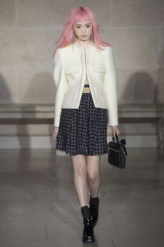 Louis Vuitton Fall 2017 Ready-to-Wear Fashion Show - Fernanda Hin Lin Ly