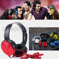 Price Rs 1200 with free home delivery cash on delivery Headphone46  Sony Extra Base Handphone  SPECIFICATIONS:  Brand Name: Sone Color: Black Style: Headband RF Range: 10M Bluetooth Version: 4.1 Communication: Wireless Plug Type: Wireless Sensitivity: 1003dB Line Length: 1m Resistance: 3 Connectors: Bluetooth Headset Frequency Response Range: 20-20000Hz Function: Bluetooth Noise Cancelling Microphone Waterproof For Internet Bar for Video Game For Routine Office Work  For Mobile Phone Sport…
