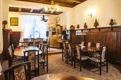 Restauracja w pensjonacie Roxana w Szklarskiej Porebie. http://www.roxana-szklarska.pl