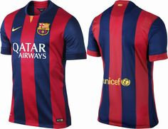 Barcelona 2014-15 Nike Home