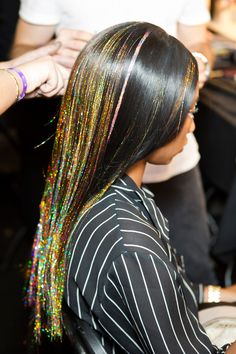 Hair sparkle | @invokethespirit