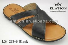 LQH 263-6 high grade fashion sandal shoes male