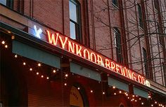 Wynkoop Brewing Co. in Denver, CO. This place is the real deal, and was (and is) THE place to get a microbrew in LoDo in the 90s. Spent many a night here with my business partner while we were shooting commercials out there.
