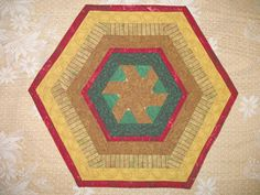 Table Topper  Reversible    Millennium    136 by QuiltinWaYnE,