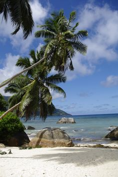 Beau Vallon, Mahé Island, Seychelles