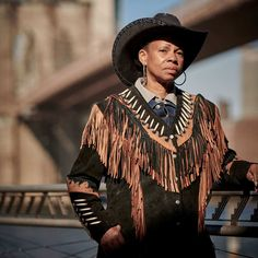 Meet the First Female Leader of NYC's Black Cowboys Cowboy Chic, Cowboy Girl, Black Cowgirl, Black Cowboys, Supermodels, African Princess, Western World, Lone Ranger