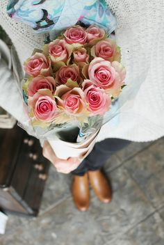 Tonjes Home - a blog about our home, style and beauty: Fresh roses for the week! Roser, roses, rosa, pink, flowers, flower, blomst, blomster, snittblomster, beautiful, colorful, interior, interiør, fargerikt