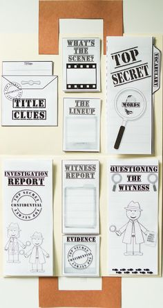 Guided Reading Super Sleuths - Guided Reading ideas that spark interest and excitement :)