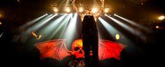 22/11/13 - Vienna, Austria - avenged sevenfold, a7x