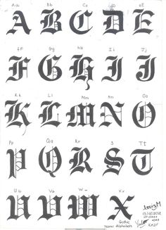 Gothic Font                                                                                                                                                                                 More