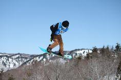 【大会3日目・スロープスタイル競技】 2013年3月12日 (火)