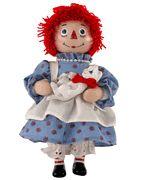 Brass Key Raggedy Ann Best Friends Porcelain Doll **see below for discounted one** Ann Doll, Raggedy Ann And Andy, Porcelain Doll, Best Friends, Teddy Bear, Brass, Key, Dolls, Christmas Ornaments