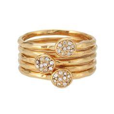 12 best stackable rings - Elle Canada