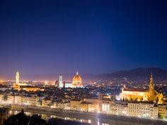 Florencia y Río Arno