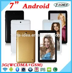 Leather Cover 7 Inch 3G Phone Tablet 3G With FM Bluetooth GPS,Smart Phone With Dual Sim #Adobe, #Ideas