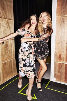2b54152ee2c Sonny Vandevelde - Alice McCall 2017 Fashion Show Sydney Backstage