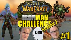 World of Warcraft Ironman Challenge [Season 2 #1] | ONE PUNCH TO THE FEELS