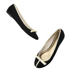 Loft - Womens Shoes: Wedges, Sandals, High Heels, Womens Flats: LOFT - Madalyn Bow Ballet Flats