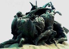 Enrico Pancera (1882-1971). Italian sculptor.