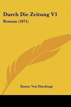 durch die zeitung v1 roman 1871
